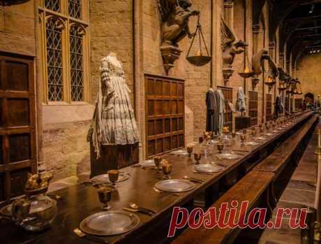 Волшебный музей Гарри Поттера в Лондоне