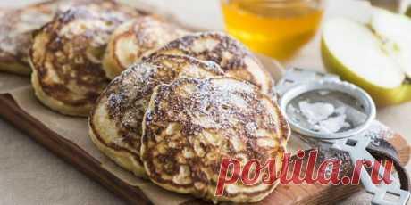 Los buñuelos pomposos con las manzanas: la Cocción: la Cocina: Subscribe.Ru