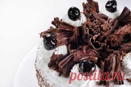 Шоколадный торт с нугой рецепт – европейская кухня: выпечка и десерты. «Еда»