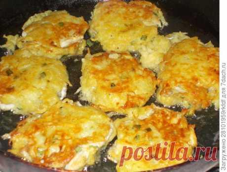 Сочная рыба под картофельной «шубой» — Фактор Вкуса