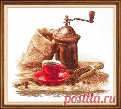вышивка кофейная тема: 10 тыс изображений найдено в Яндекс.Картинках