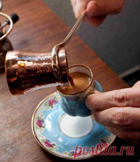 Как сварить идеальный кофе? 10 советов от человека с опытом   Четыре вкуса