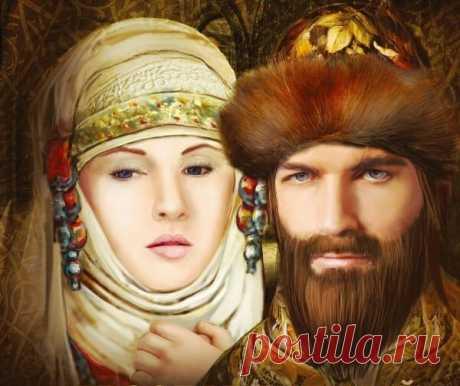 Умная жена Ярослава Мудрого | Русичи | Яндекс Дзен