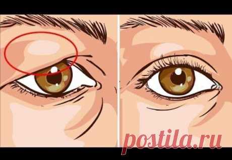 Как убрать нависшее веко одним упражнение в день, просто укрепив мышцы вокруг глаз | Бьюти гид | Яндекс Дзен