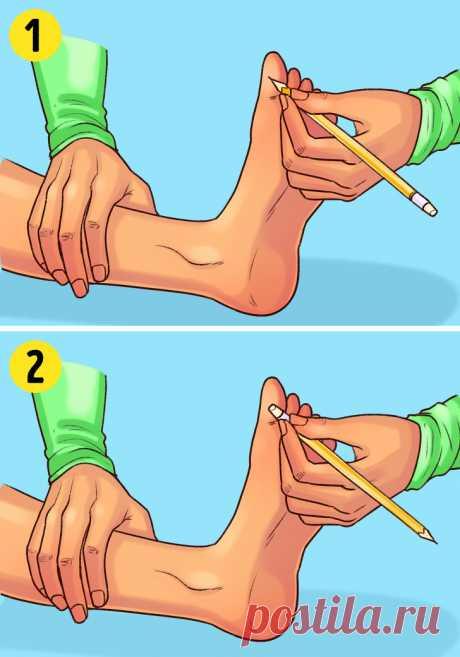 9простейших медицинских тестов, которые выможете выполнить прямо сейчас