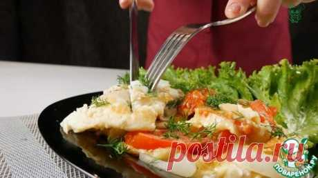Рыба в соусе с помидорами - Поварёнок с лучшими рецептами - медиаплатформа МирТесен Попробуйте очень вкусное блюдо из филе пангасиуса ( можно взять тилапию), запечённой с помидорами. Такую рыбку можно подавать с гарниром из риса или картофеля на обед или ужин. Этот рецепт сразу занял почетное место в моей кулинарной книге. Обязательно попробуйте приготовить!!!