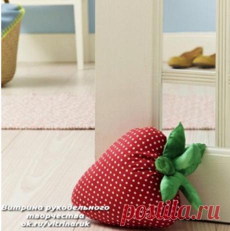 Декоративные подушки-фрукты. Идеи для тех, кто шьет и любит создавать уют в доме. | Люблю Себя