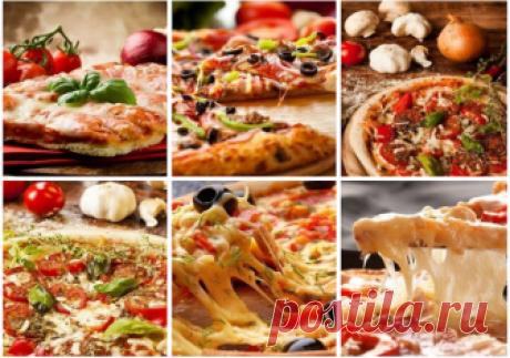 Готовим пиццу с тонкой хрустящей основой за 20 минут Как в лучшей пиццерии Италии!