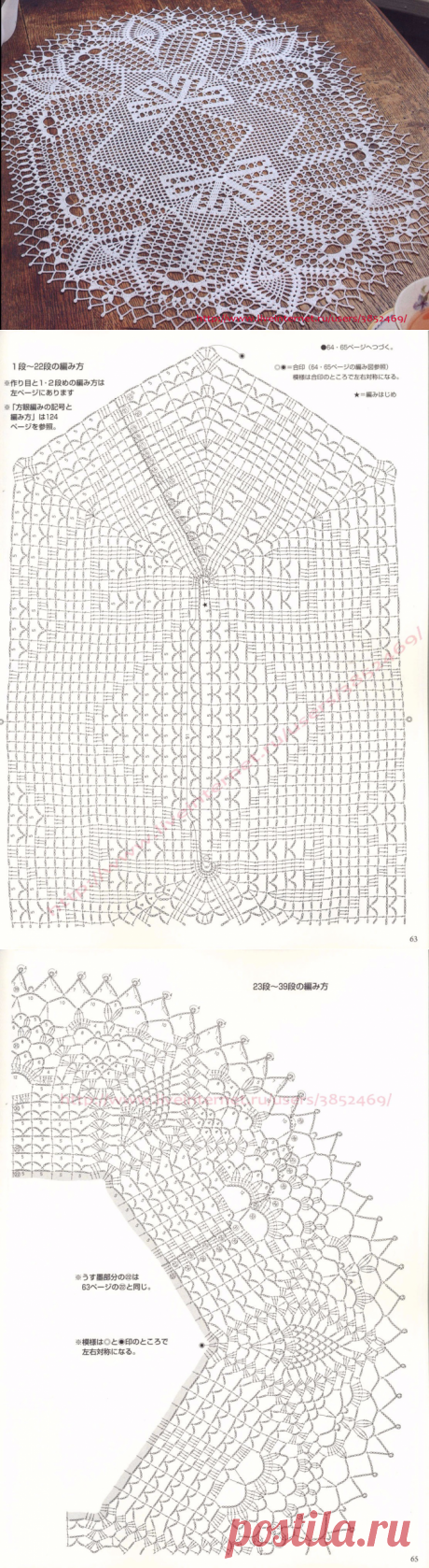 Овальная салфетка 40 см Х 55 см