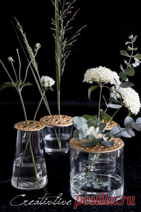 Подставки под цветы (подборка) / Цветы, вазы и цветочные горшки / ВТОРАЯ УЛИЦА - Выкройки, мода и современное рукоделие и DIY