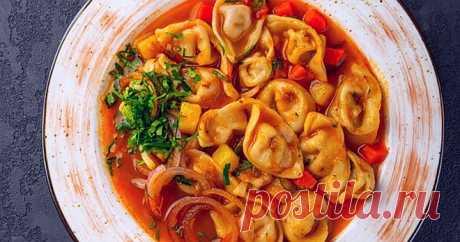 Чучвара - вкуснейшее узбекское блюдо! - БУДЕТ ВКУСНО! - медиаплатформа МирТесен