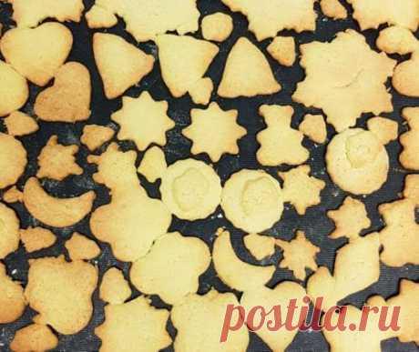 Печенье из холодильника - Refrigerator cookies