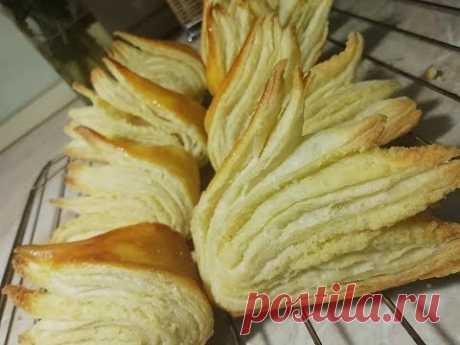 Слоеное тесто не похожее на то, что вы видели до этого! ))