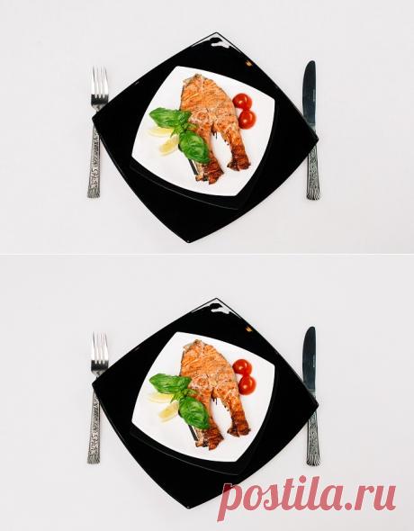 Программа правильного питания. Выберите одно из блюд - Советы для тебя
