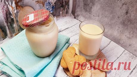 Ряженка, классический рецепт – пошаговый рецепт с фотографиями