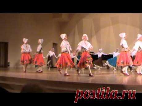 Старинный танец - Хореографический ансамбль Вдохновение
