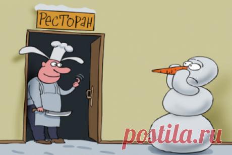 Анекдоты недели от ООО «Кодаки Трейд» (02.07.2018-08.07.2018)