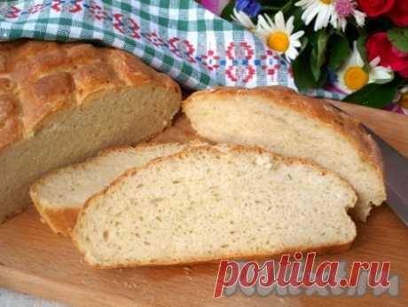 Быстрый домашний хлеб (рецепт с фото) | RUtxt.ru