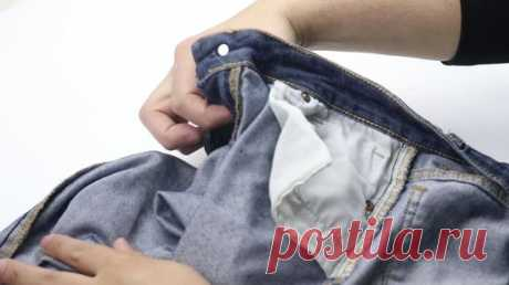 5 главных ошибок в стирке джинсов
