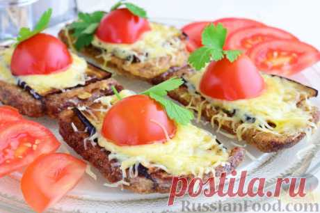 Горячие бутерброды - лучшие рецепты горячих бутербродов