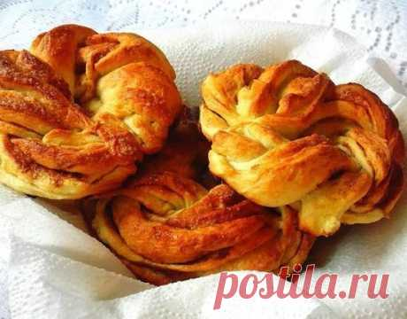 Эстонские булочки