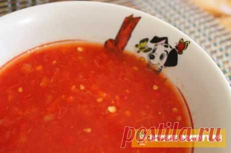 Соус из помидор и перца на зиму - фото рецепт | ДЕТСКИЕ РЕЦЕПТЫ, БЛЮДА