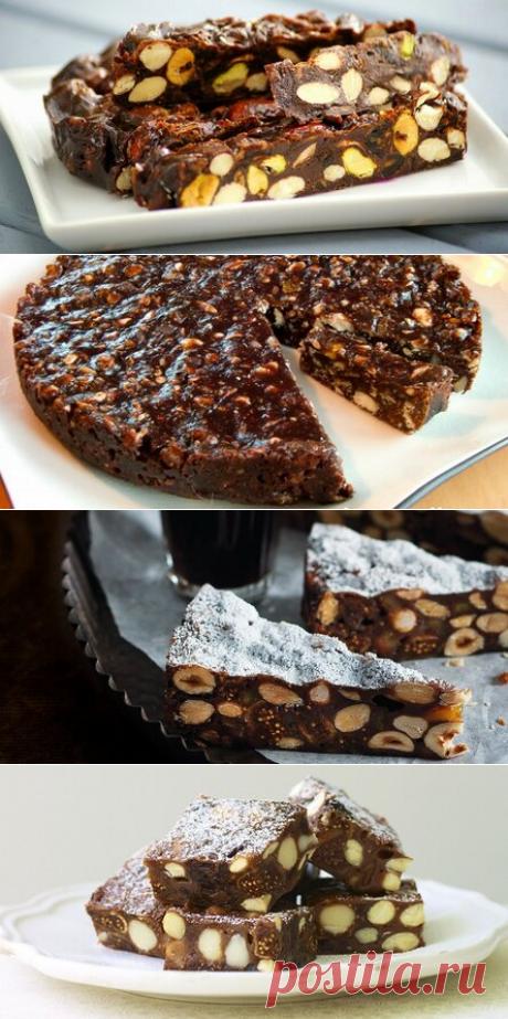 Панфорте итальянский рождественский пирог