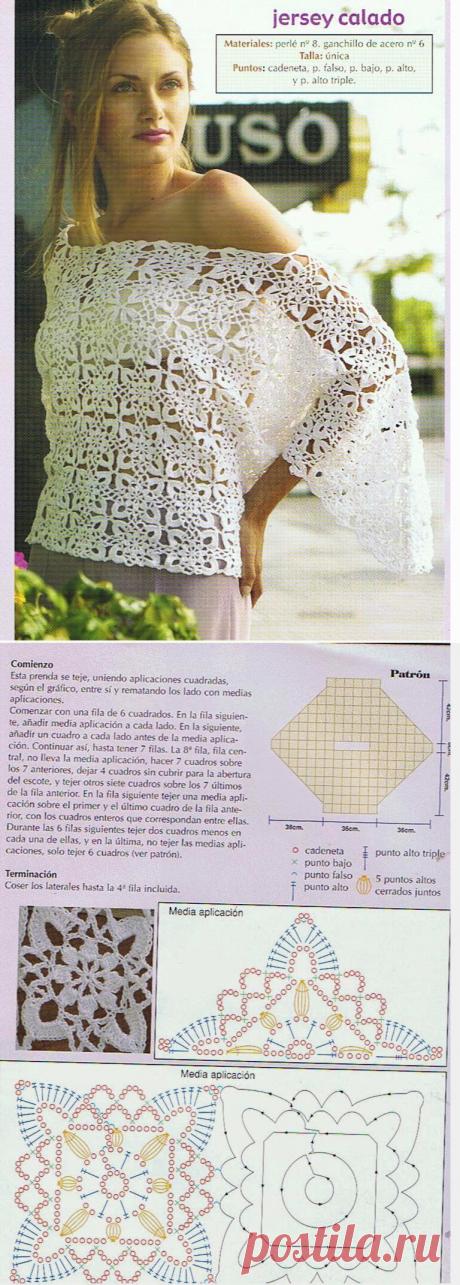 Вдохновения и Крош с Any Люси: Блузка