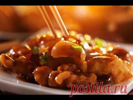 Курица по-китайски рецепт