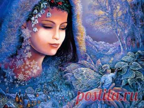 ✿ღ✿Грёзы и сны: волшебные картины, полные тайн, чудес и загадок✿ღ✿