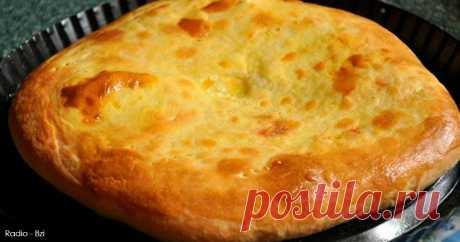Картофельно-сырные лепешки по-грузински: забудьте о традиционных хачапури, это лучше!