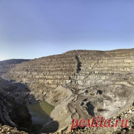 Природа России: плато Путорана в проекте «Место на карте»
