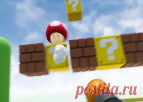 Марио превратили в шутер от первого лица и шокировали геймеров Стало известно, что одну из самых популярных игр в мире Super Mario Bros. превратили в шутер от первого лица и показали прохождение на видео, шокировавшее