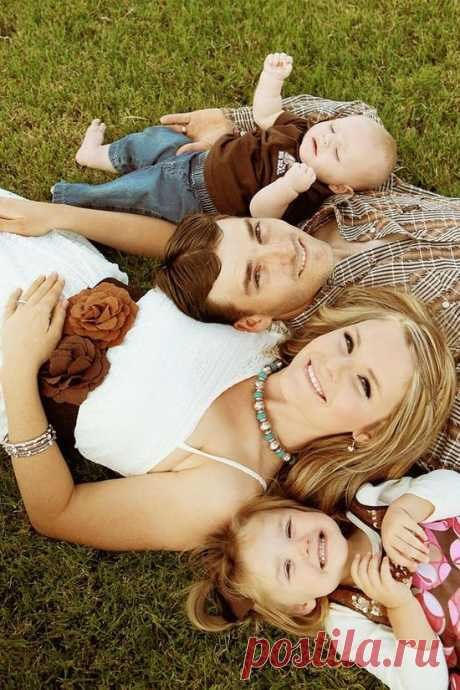 Семья - это единственное драгоценное, что есть в нашей жизни