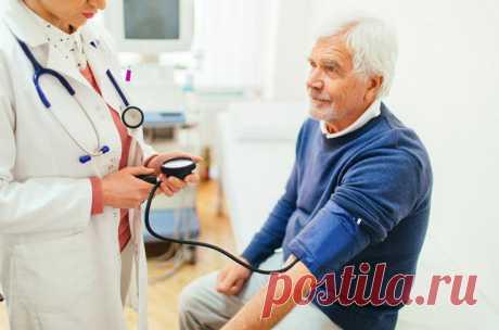 Какое давление считается нормальным в пожилом возрасте | Долголетие | Яндекс Дзен