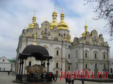 Рассказы от наших подписчиков. Православные святыни Киева.