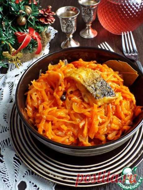 Скумбрия под маринадом – кулинарный рецепт