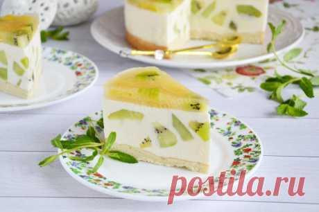 Творожно йогуртовый торт рецепт с фото пошагово и видео - 1000.menu