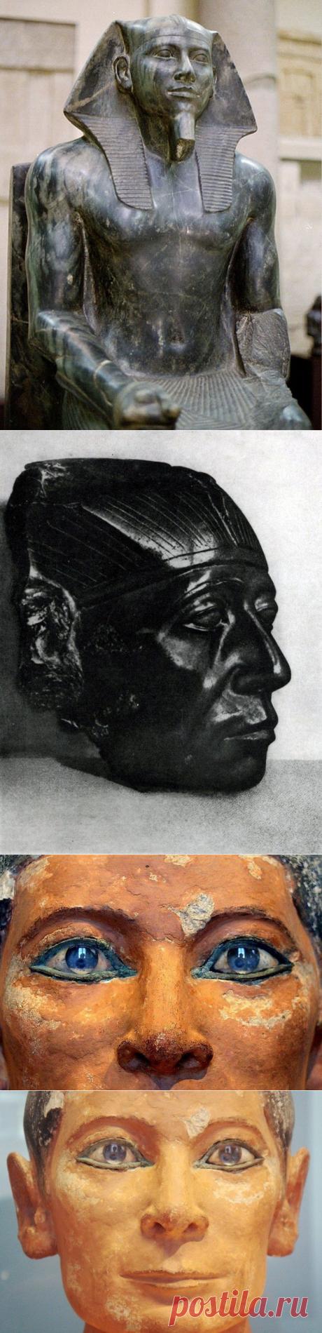 10 загадочных технологий Древнего Египта, которым до сих пор нет объяснения / Всё самое лучшее из интернета
