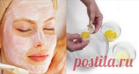 Это подтягивает кожу лучше, чем ботокс: Эта 3-х ингредиентная маска для лица заставит вас выглядеть на 10 лет моложе! » MAKATAKA