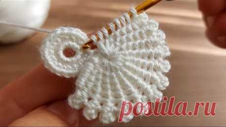 Super Easy Tunisian Knitting - Tunus İşi Çok Kolay Örgü Modeli