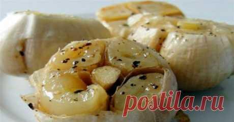 Знаете ли вы о пользе употребления чеснока на голодный желудок? — СОВЕТ !!!