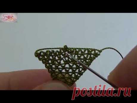 İğne Oyası 3D Boyutlu Yaprak Yapımı  /İğne Oyası Dersleri:21