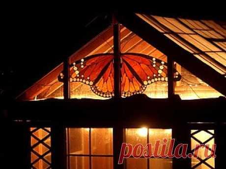 Neile Cooper и её волшебный стеклянный домик - Ярмарка Мастеров - ручная работа, handmade