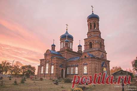 Старая мельница, храмы и река. Что посмотреть на юго-востоке Самарской области | Самарская Газета | Яндекс Дзен