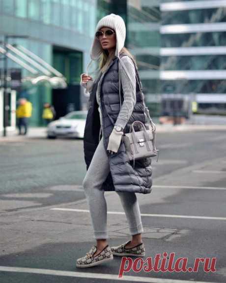 Модный жилет 2021 Не откладывайте подготовку к осени в долгий ящик. Сейчас самое время собирать стильный осенний гардероб 2021 года, в котором особенно актуальными буду жилеты разной длины, фасонов, расценок, выполненн...