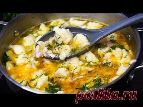 Простой суп на каждый день | Готовим с Калниной Натальей | Яндекс Дзен