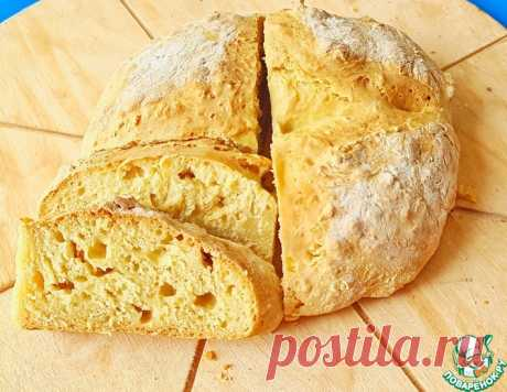Хлеб без дрожжей – кулинарный рецепт