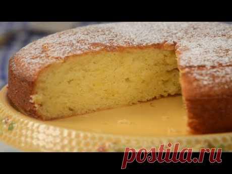 Yogurt Cake Recipe Demonstration - Joyofbaking.com