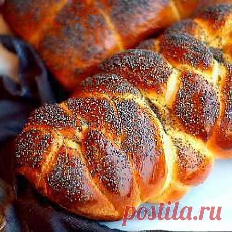 Recipe: The Chernivtsi challah - all recipes of Russia